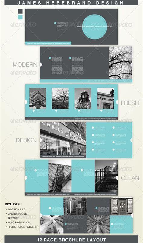 Booklet Layout Design Sles | 1000 images about modern brochures on pinterest