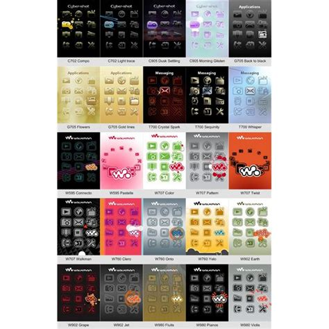 themes download for mobile phone download themes for sony ericsson phones