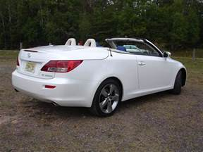 Lexus 350 Convertible 2010 Lexus Is 350 Convertible Review Autosavant Autosavant