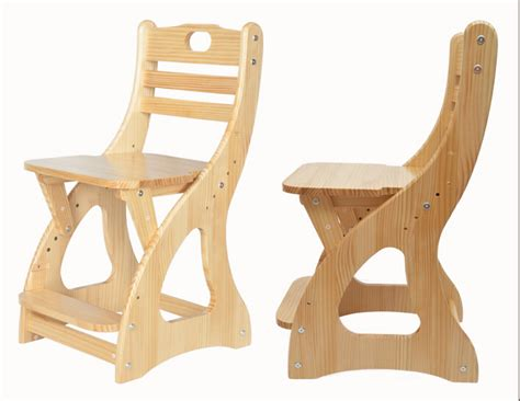 Children Recliner Chairs by Aliexpress Buy Modern Wooden Study Chair For Student