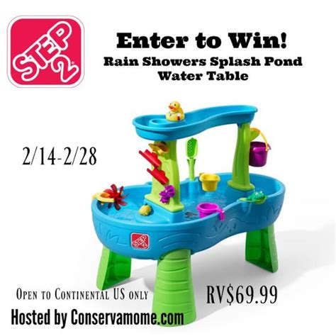 2 showers water table win 2 showers water table us ends 2 28