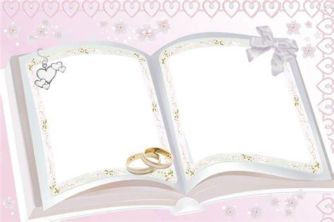 Wedding Frame by Transparent Pink Wedding Frame Photo Frames