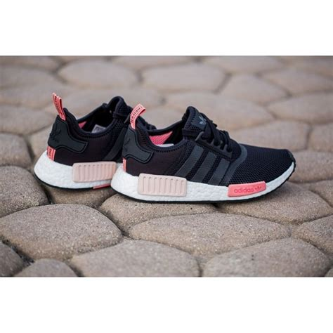 adidas nmdr runner  core blackpeach pink style