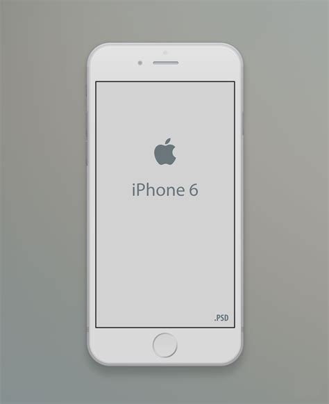 iphone design template iphone 6 mockup template psd