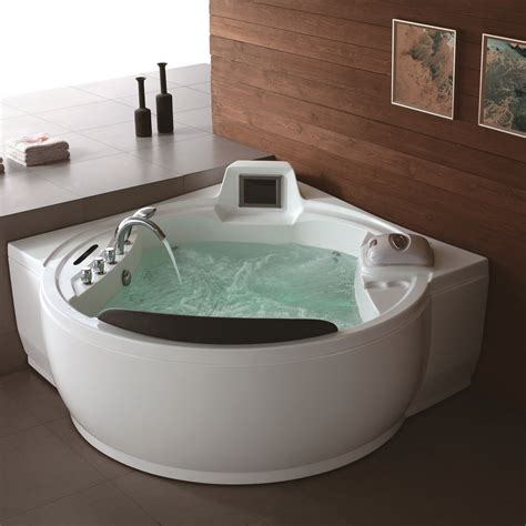 corner jacuzzi bathtub bathtubs idea astounding whirlpool bath tubs whirlpool