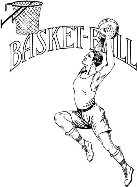 funny basketball coloring pages free basketball coloring pages