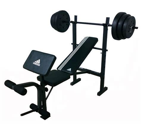 adidas bench press adidas essential strength bench w 45kg fitnessdigital