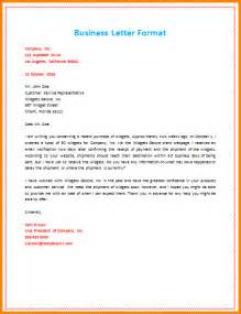 Business Letter Format Letterhead Stationery letterhead format for business letters 4th business letter format