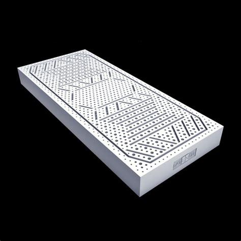 materasso una piazza e mezzo materasso piazza e mezzo a 7 zone in lattice 100 naturale