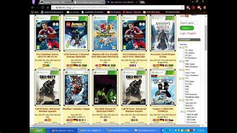free download xbox games full version easy step by step how to download and burn any xbox 360