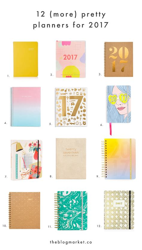 6 printable blog planners for 2016 simply sweet home best 2017 planners for the new year