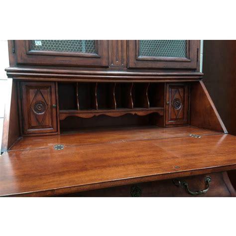 used secretary desk with hekman upright secretary desk used used desks phoenix