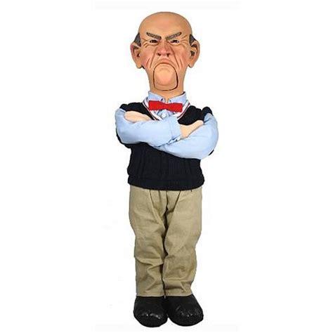 jeff dunham talking walter doll jeff dunham walter 21 inch talking animatronic doll neca