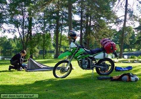 Motorrad Fahren Richtig Schalten by Mit Dem Motorrad Zum Nordkap