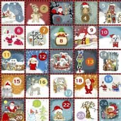 Calendario De Adviento Para Ninos Calendario De Adviento Digital De Manualidades Para Ni 241 Os