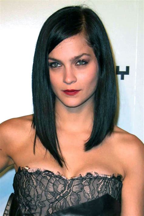 weaved lob hairstyle 17 best images about bob on pinterest straight bob
