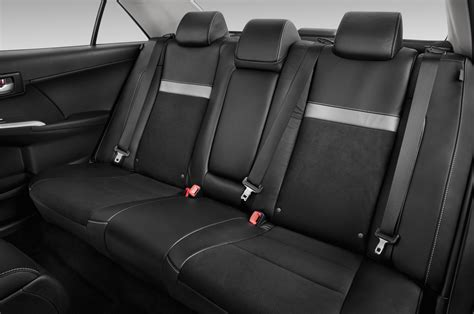 2014 toyota camry rear seats interior photo automotive
