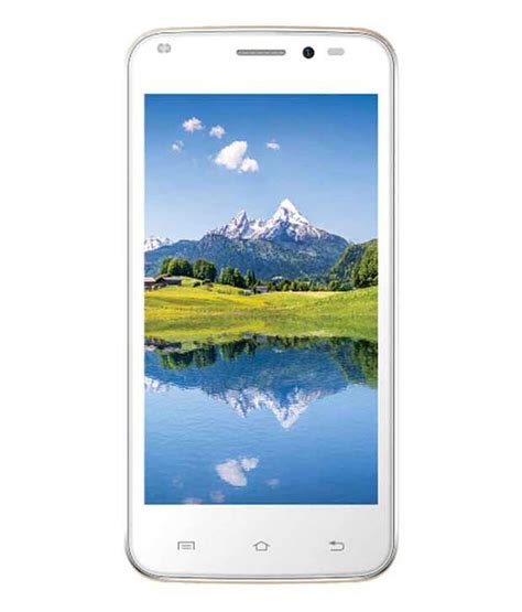 intex android mobile intex cloud n12 8gb white price in india buy intex cloud