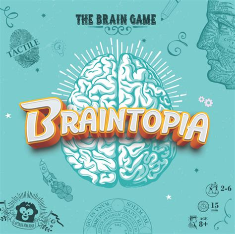 Braintopia Board the board family the board family families that play together stay together
