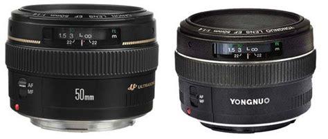 Lensa Kamera Untuk Nikon lensa terjangkau yongnuo untuk kamera canon dan nikon