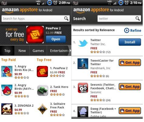 amazon app store itechno