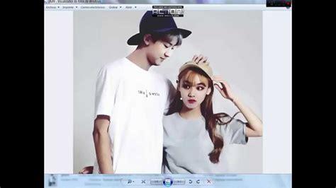 tutorial edit foto ulzzang quot tutorial quot couple edit chanyeol exo x jayoung ulzzang