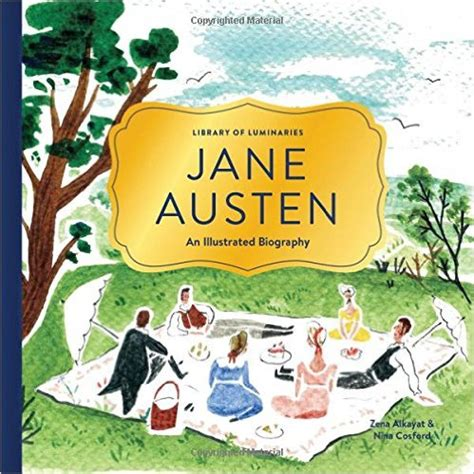 biography of jane austen life jane austen an illustrated biography library of
