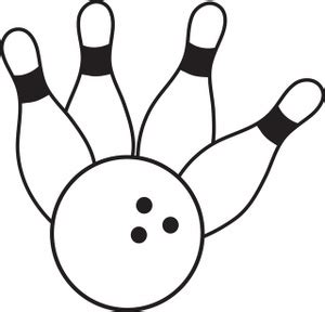 Free Printable Bowling Clipart