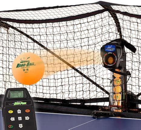 newgy robo pong 2040 table tennis machine thorntons table tennistable tennis newgy robo pong 2055