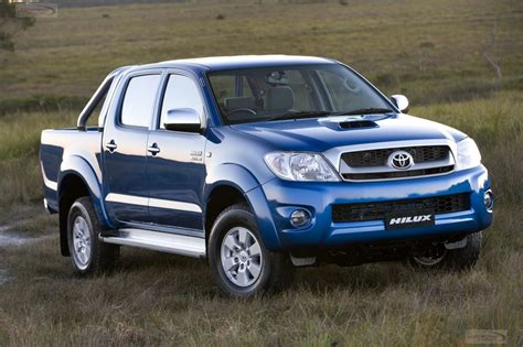 Is A Toyota Hilux A Commercial Vehicle Toyota Cars Collection 2011