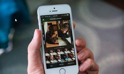 layout instagram blackberry instagram presenta layout nueva app para collages poderpda
