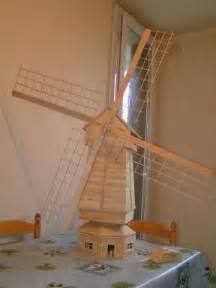 mon moulin fabrication personnelle en bois de