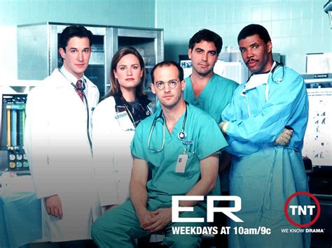Emergency Room Tv Show by Er Was A Third Year Student Dr