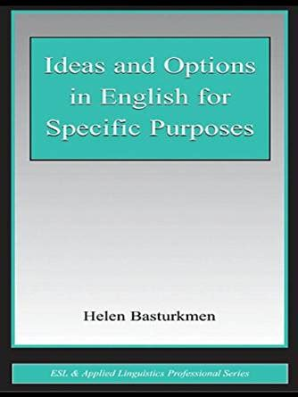 applied themes in english dawson ideas and options in english for specific purposes esl