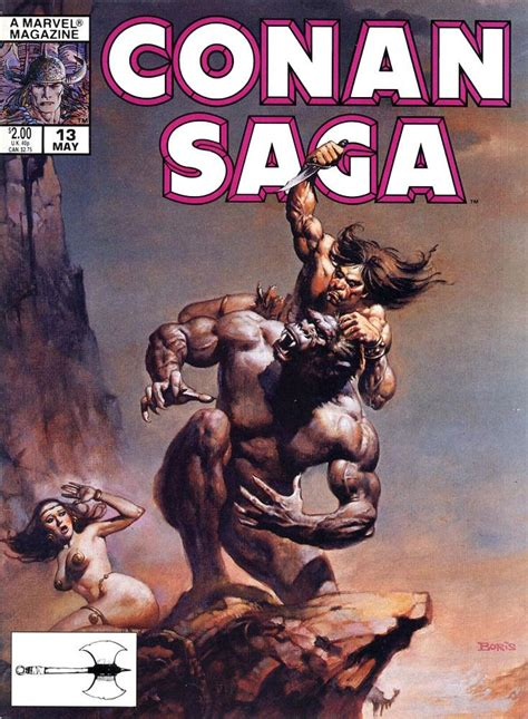 saga vol 1 conan saga vol 1 13 marvel database fandom powered by