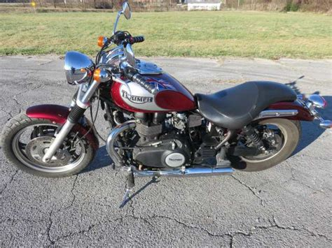 Pages 44213273 New Or Used 2007 Triumph Speedmaster And Other Motorcycles For Sale 4 895 Page 213262 New Used 2007 Triumph Speedmaster Triumph Motorcycle Prices Atvs For Sale