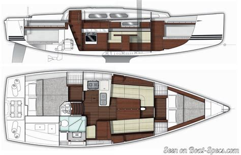 small yacht layout xc 35 shoal draft x yachts sailboat specifications and