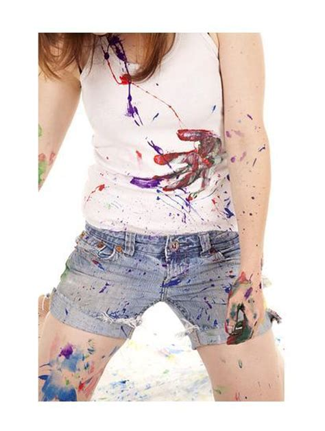 acrylic paint out of clothes how to get acrylic paint out of clothing trusper