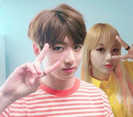 blackpink dan bts lisakook shipper edit 1 black pink bts by