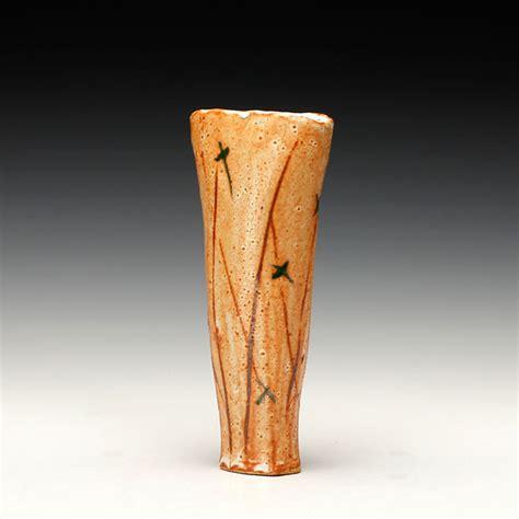 Small Thin Vase Schaller Gallery Jan Mckeachie Johnston Small Thin Vase
