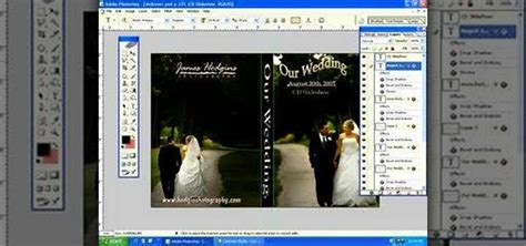 how to create a dvd cover in photoshop 171 photoshop