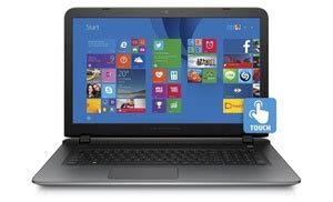 "hp pavilion 15.6"" touchscreen laptop with intel core i7"