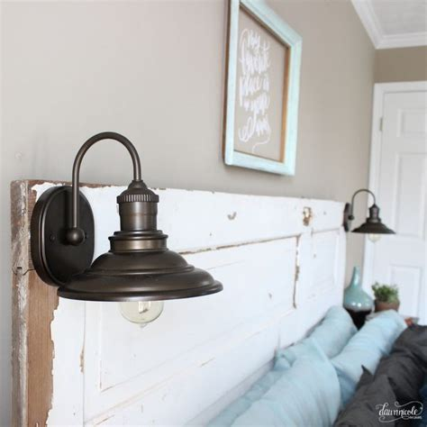 Headboard Mounted Reading Lights by 25 Best Ideas About Reading Ls On Floor