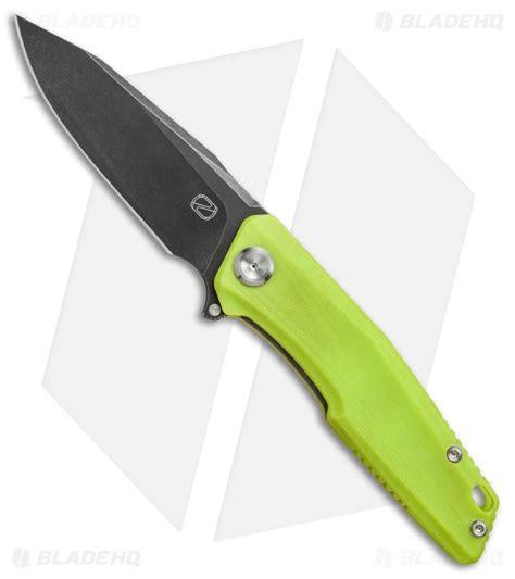 c02 knife stedemon knife co zkc c02 liner lock knife green g 10 3