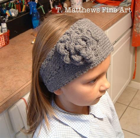 free pattern knitted headband t matthews fine art free knitting pattern headband ear