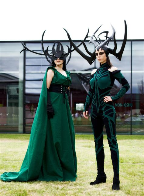 hela cosplay thor ragnarok comic  germany   mon