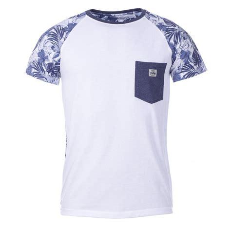 printed back shirt mens white back printed chest pocket t shirt