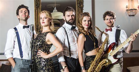 best modern swing bands london s best swing pop band gatsby band london