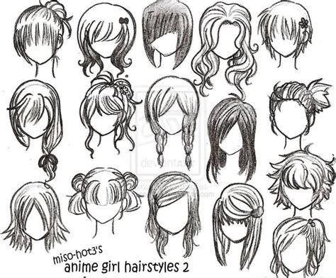 manga girl hair reference anime girl hairhair birdcage black eyes black dress white