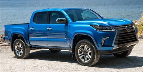 lexus truck 2020 2020 lexus truck rumors specs 2020 trucks
